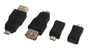 USB-Hostadabter und JIG